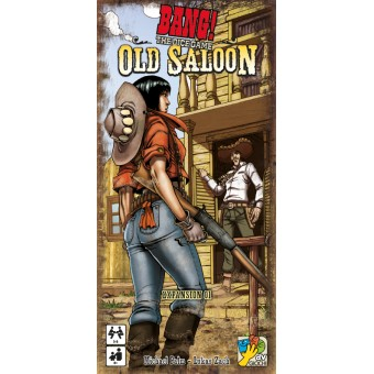 Bang! The Dice Game -  extension Old Saloon