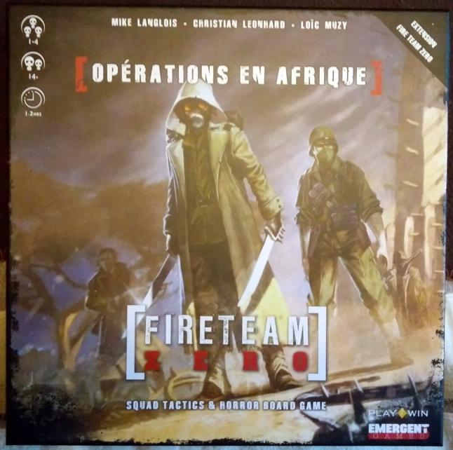 Fireteam Zero : Opérations en Afrique