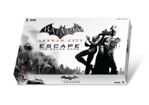 Batman : Gotham City Chronicles - Arkham City Escape