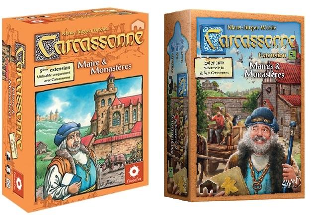 Carcassonne : 05 - Maires & Monastères