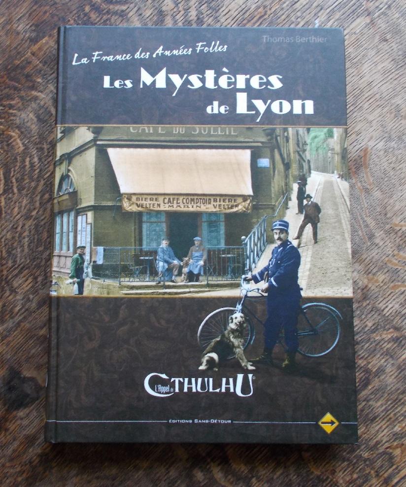 Appel de Cthulhu : les mystères de Lyon