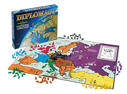 Diplomacy (Gibson Games)