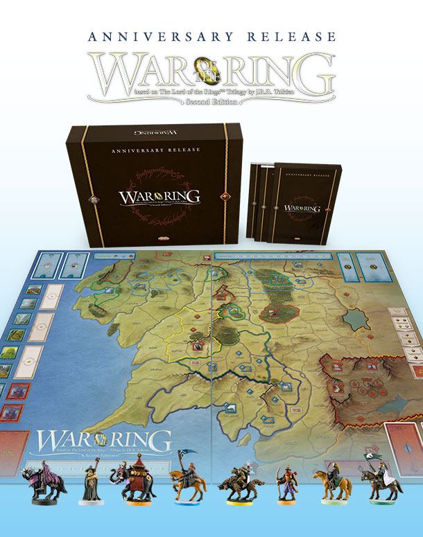 War of the ring - Anniversary Edition