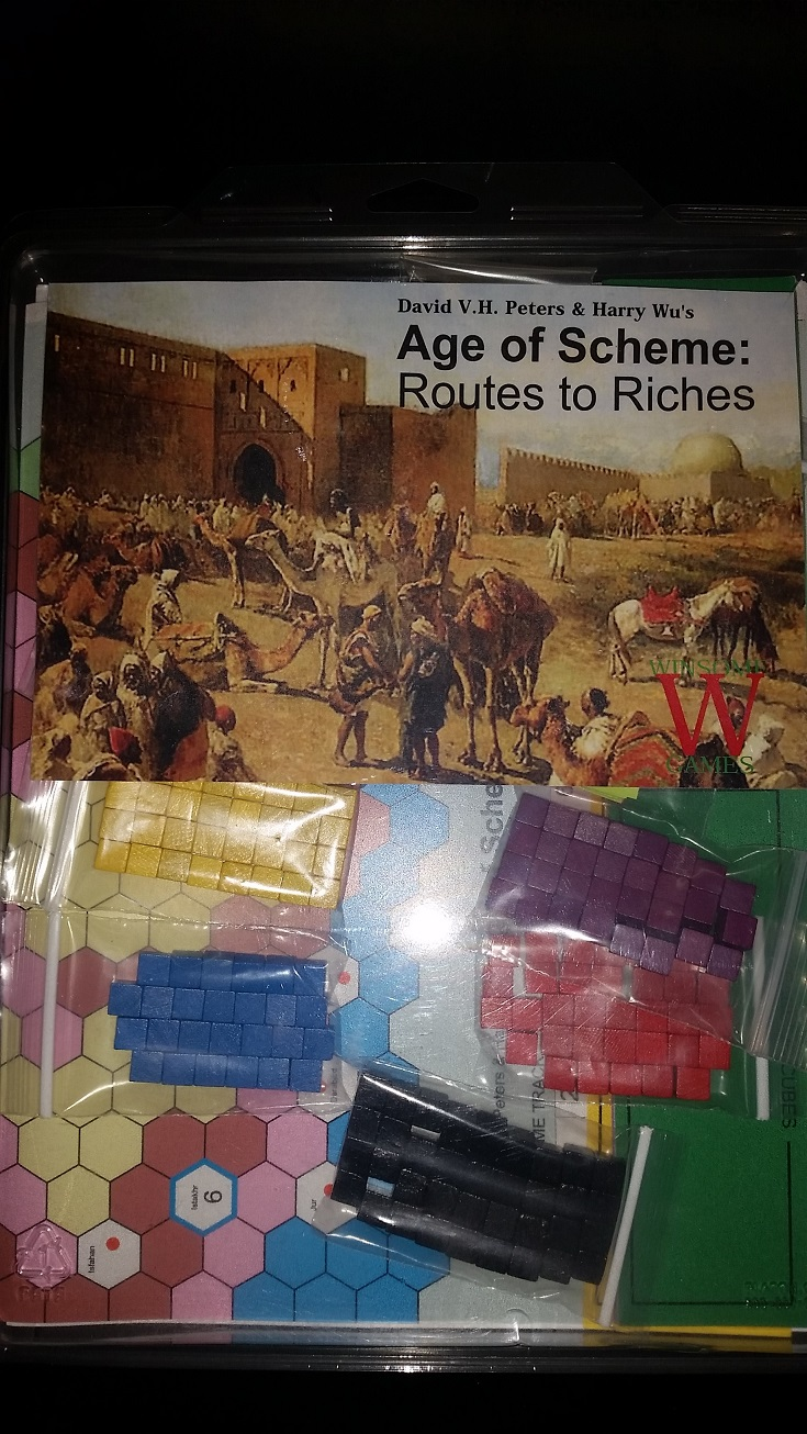 Age of scheme : Routes to riches