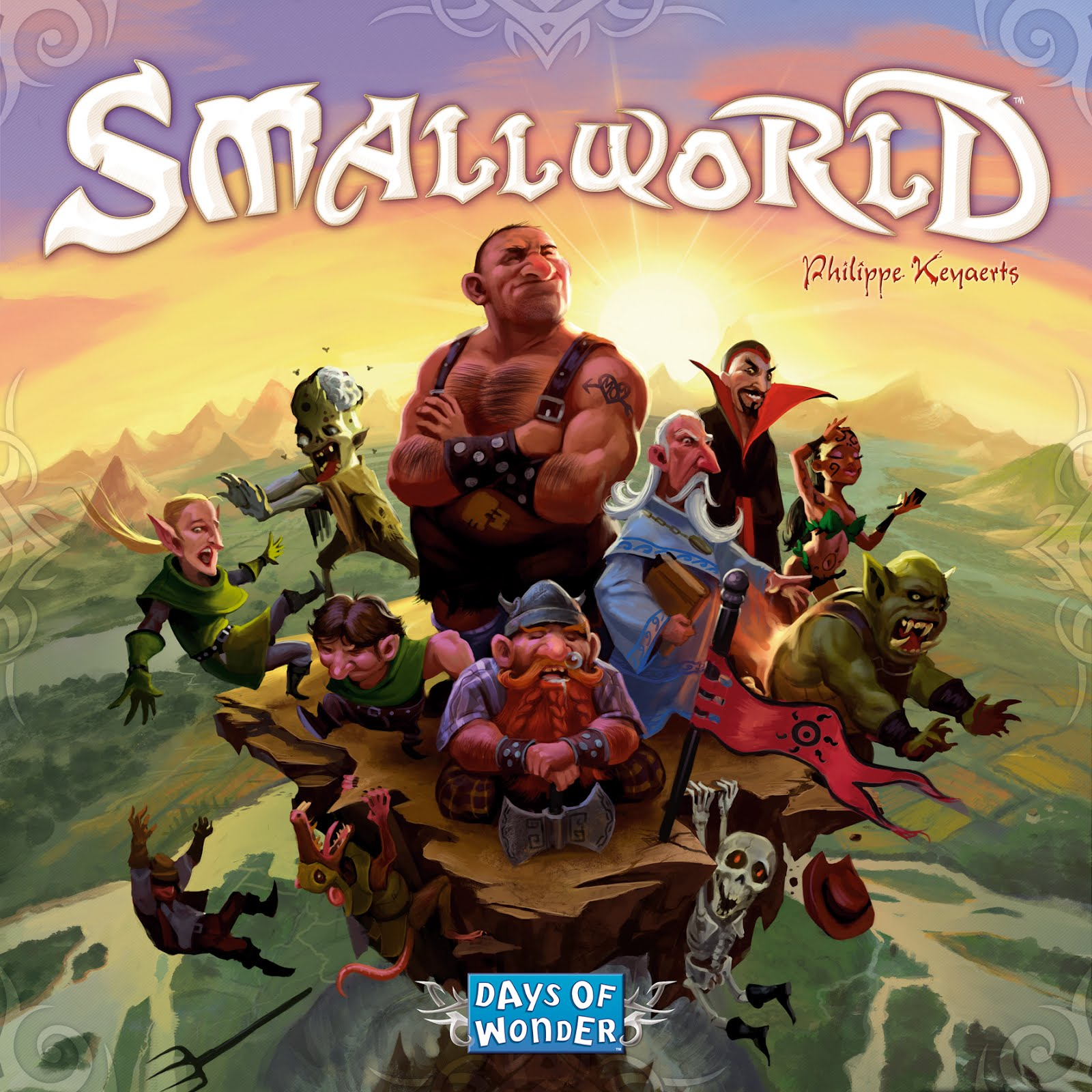 Smallworld + extensions