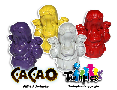 Cacao - Twinples