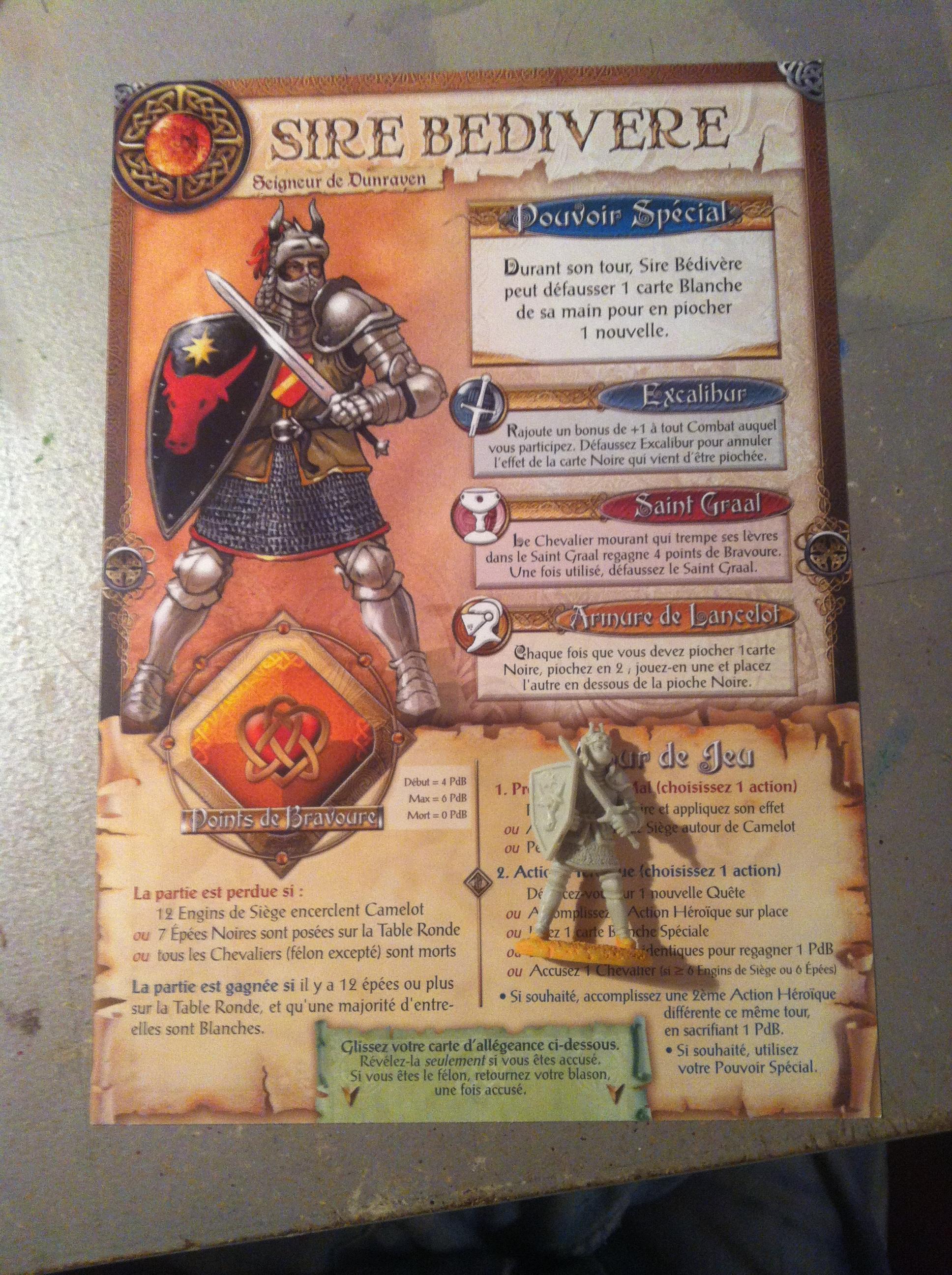 Acheter les chevaliers de la table ronde sire b div re d - Recherche sur les chevaliers de la table ronde ...