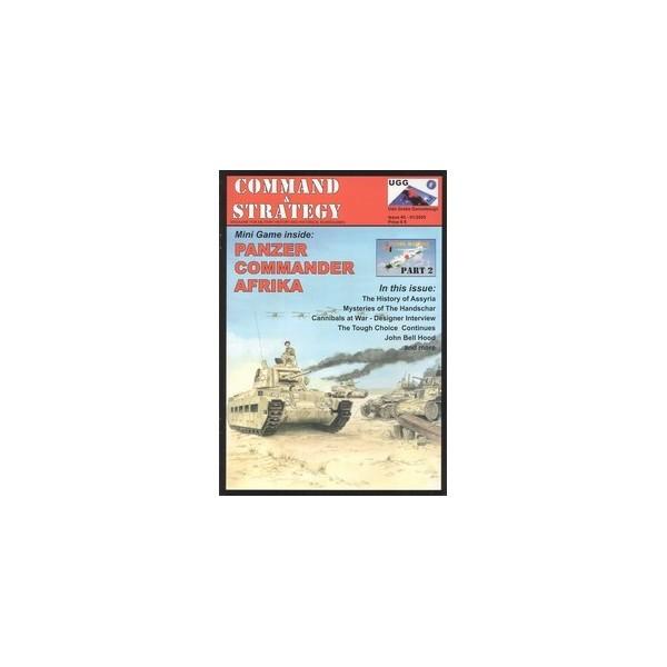 COMMAND & STRATEGY 2 (PANZER COMMANDER AFRIKA)
