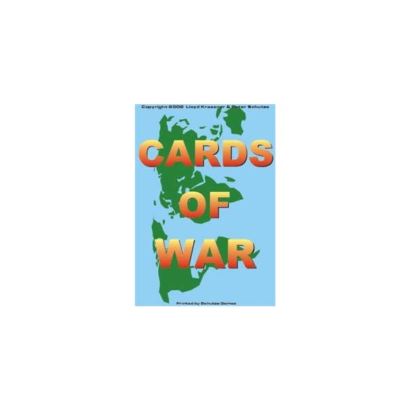 CARDS OF WAR