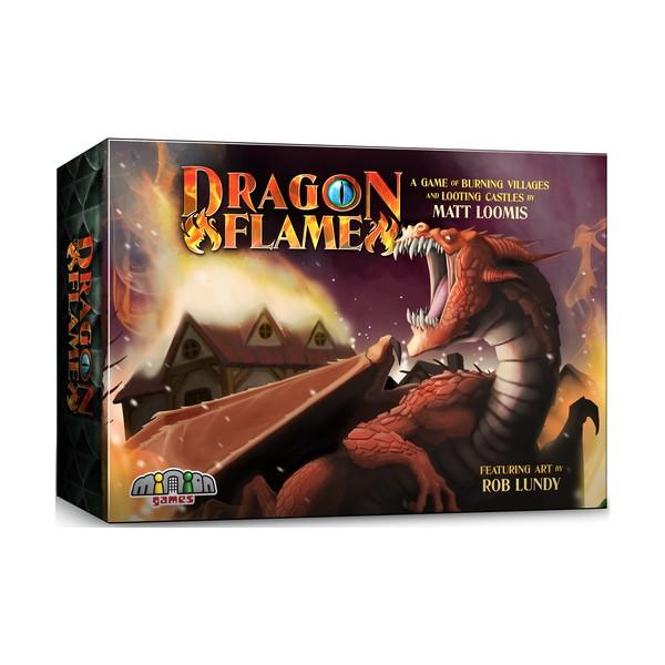Dragon Flamme