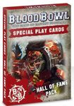Blood Bowl - Special play cards : Hall of fame pack