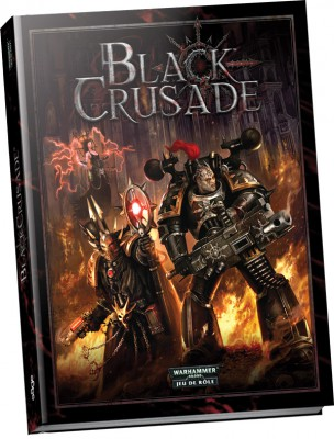 Black Crusade - Lot complet