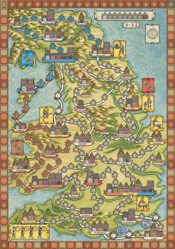 Hansa Teutonica - Britannia