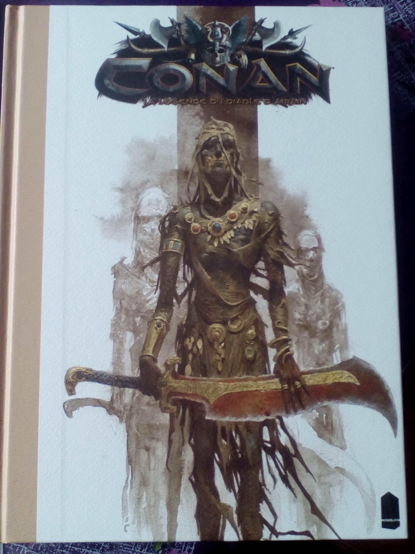 CONAN (monolith) : Livre de campagne