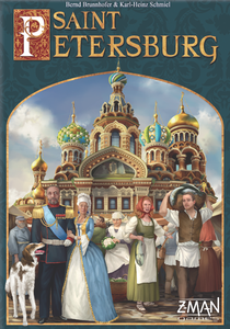 Sankt Petersburg (Seconde Edition)