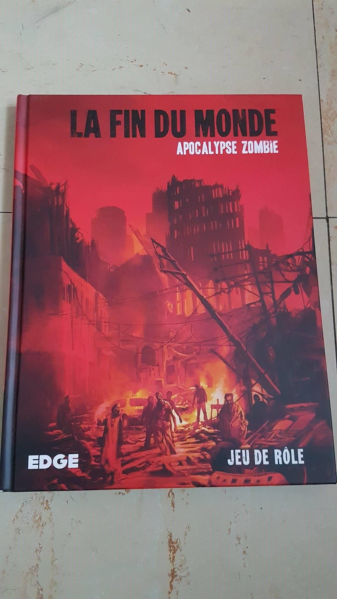 La fin du monde - Apocalypse zombi