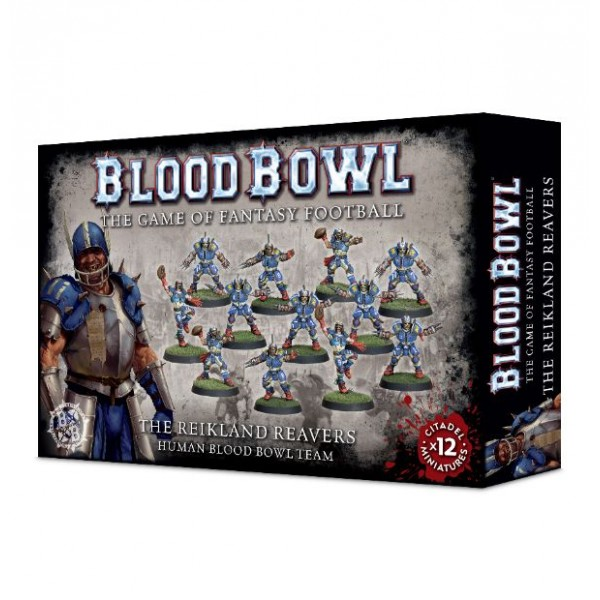 Blood Bowl 2016 Reikland Reavers