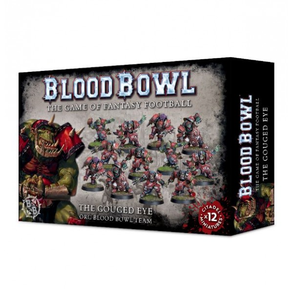 Blood Bowl 2016 Gouged Eyes