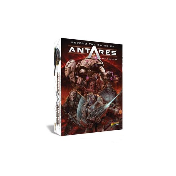 Beyond the gate of Antares the dice game