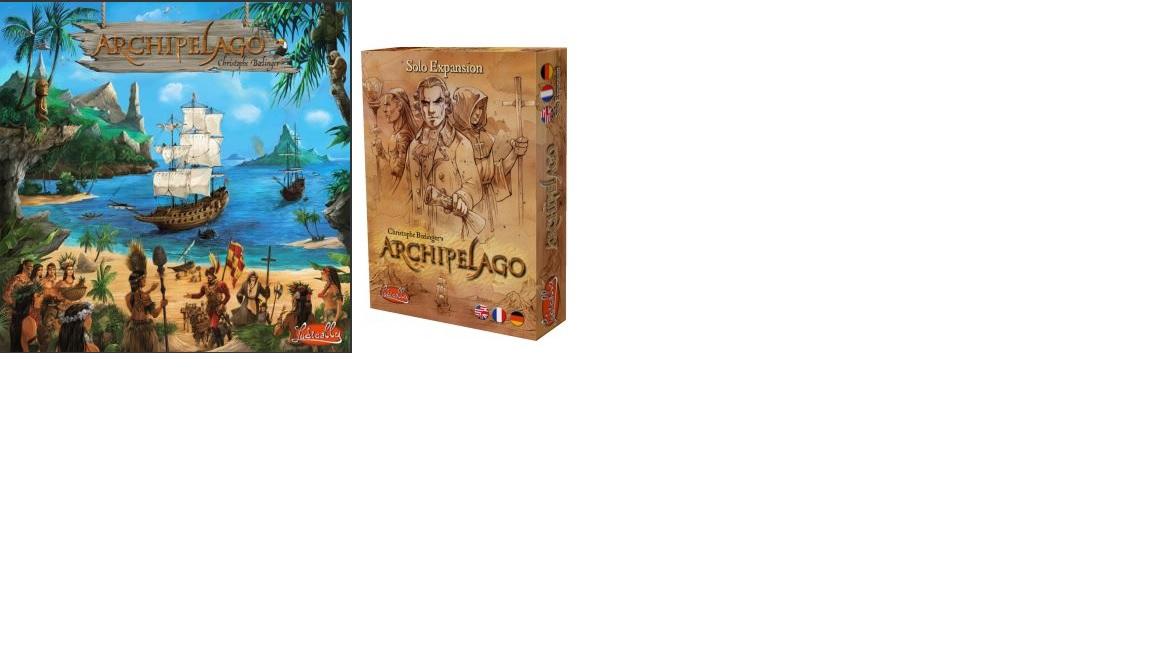 Archipelago + Solo