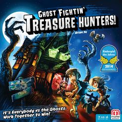 Ghost fightin' treasure hunters !