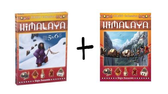 Himalaya + Himalaya 5 et 6 joueurs
