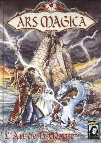Ars Magica 3ème édition