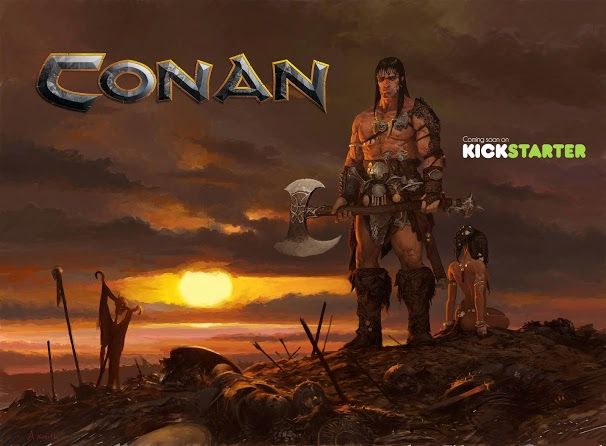 Conan Stretch Goals Personnage KSE