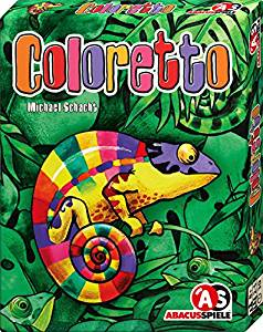 Coloretto 10 ans déjà