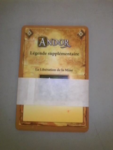 Andor - Légende promo : La libération de la mine