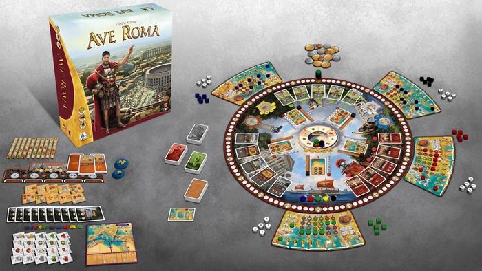 Ave Roma version Kickstarter