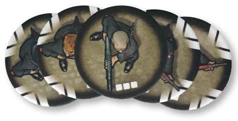 V-Commandos : Tuiles SS