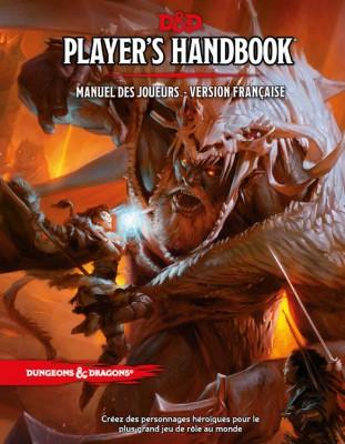 Dungeons & Dragons - 5ème Edition VF - Manuel des Joueurs