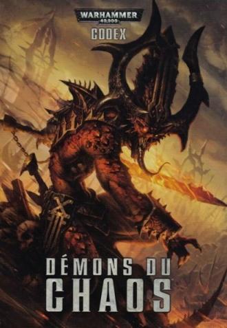 Codex Démons du Chaos (V6)
