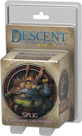 Descent : Lieutenant Splig