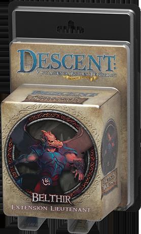 Descent : Lieutenant Belthir
