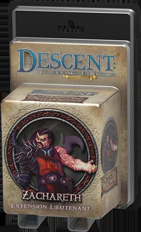 Descent : Lieutenant Zachareth