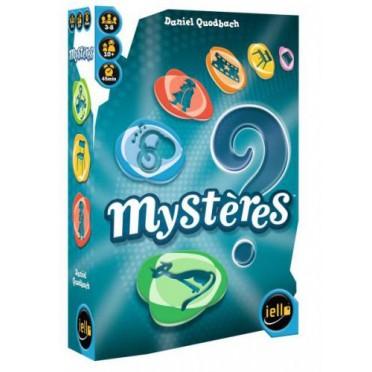 Mysteres ? nouvelle édition