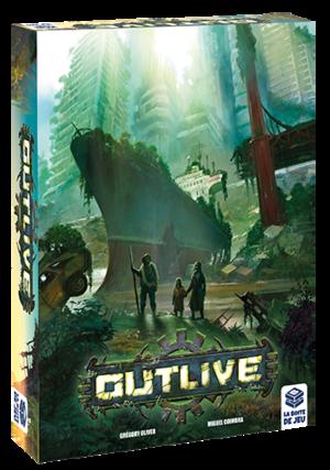Outlive - Edition Kickstarter
