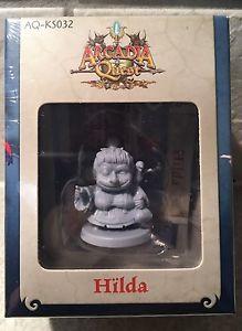 Arcadia Quest Hilda