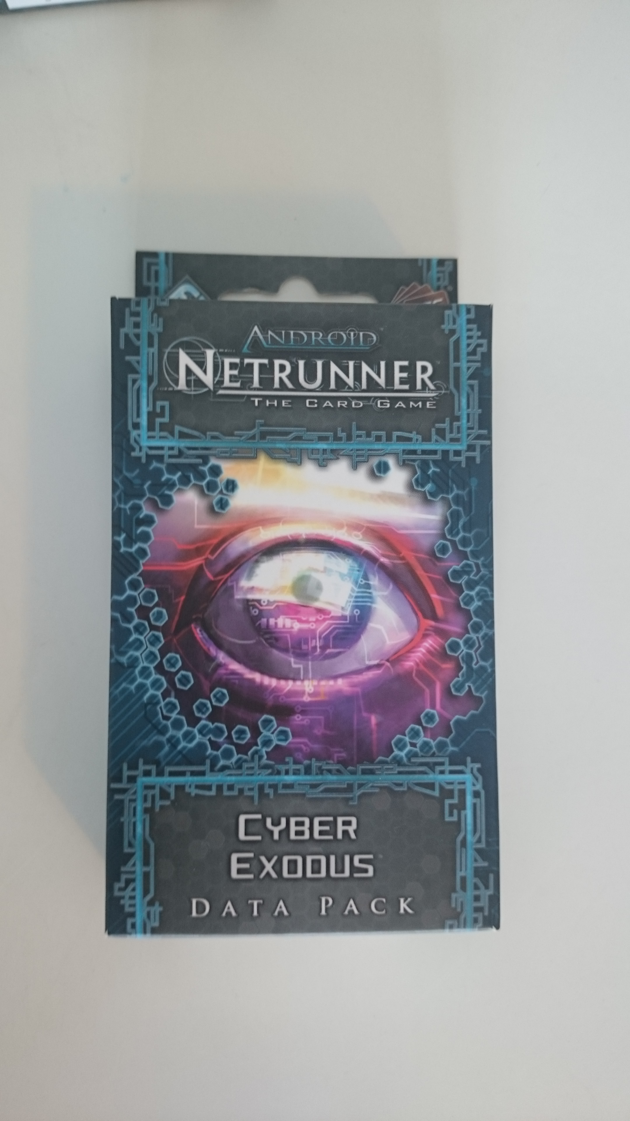 Android Netrunner - extension Cyber Exodus / Exode Cybernétique