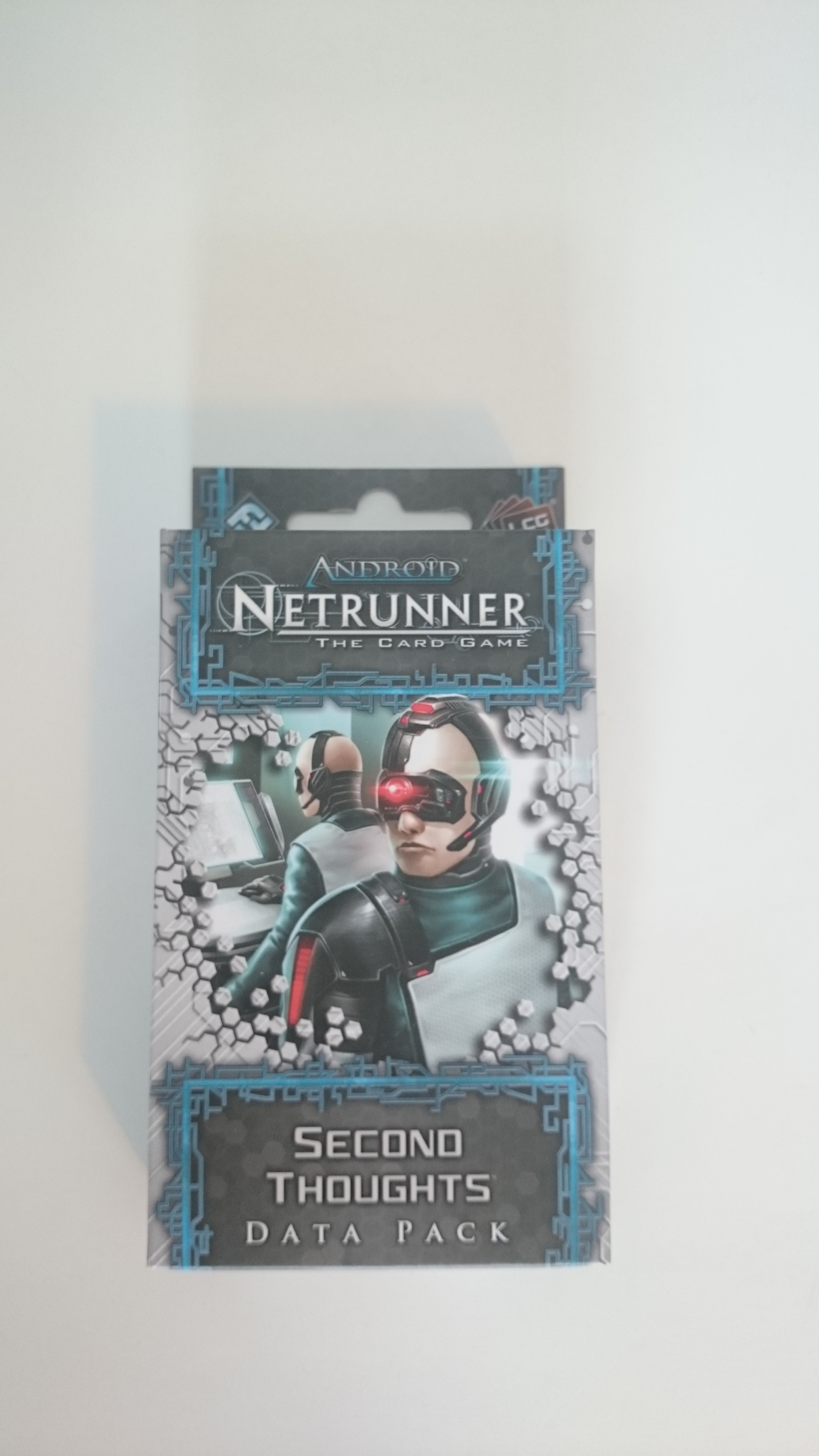 Android Netrunner - extension 2.2 Second Thoughts / Doutes