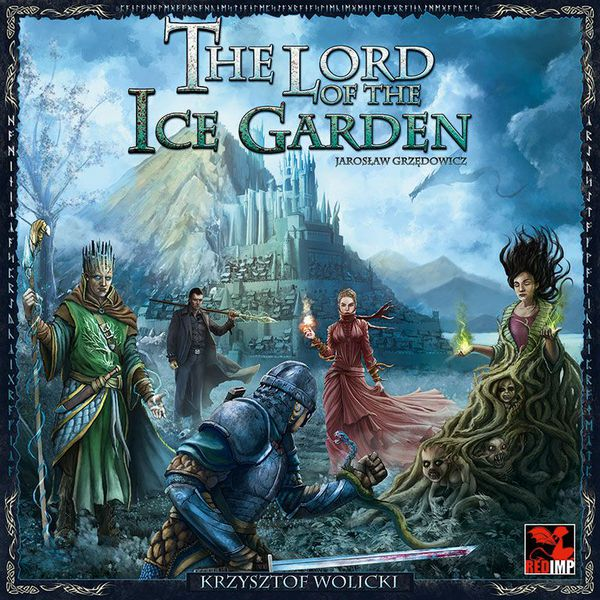 The Lord of the ice garden