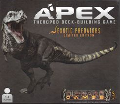 Apex Theropod deckbuilding game