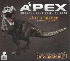 Apex Theropod deckbuilding game