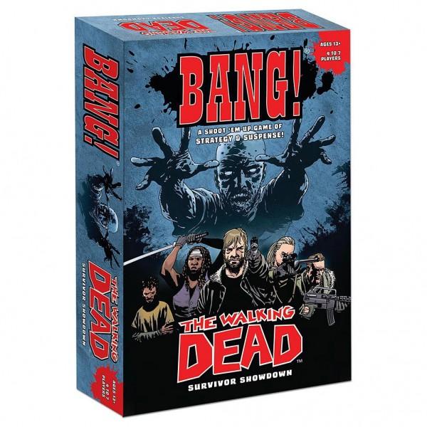 Bang! Walking Dead card Game