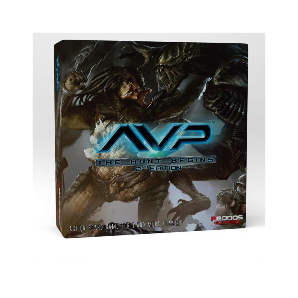 AVP The hunt begins 2nd edition