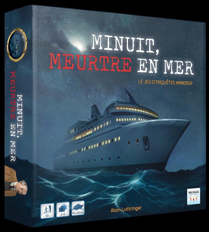 Minuit, Meurtre en Mer