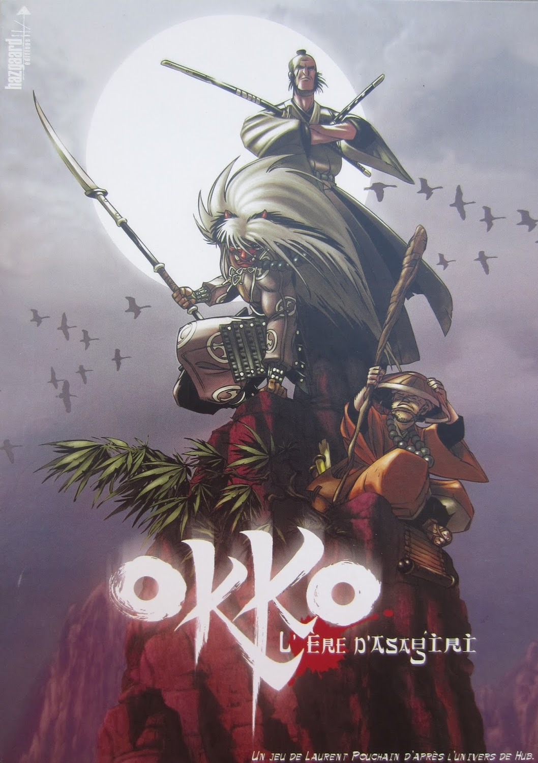 Okko, l'ère d'Asagiri