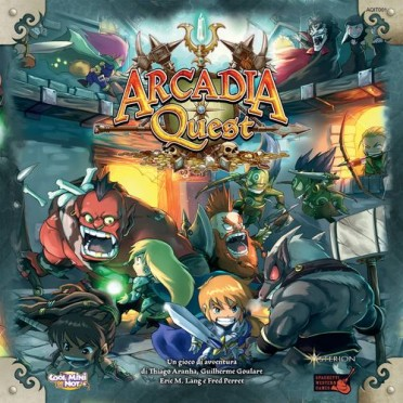 ARCADIA QUEST + EXTENSION OUTRE-TOMBE